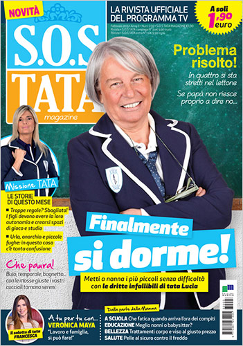 SOS Tata Magazine