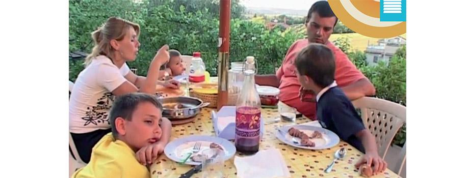 Tutti a tavola… che tortura!